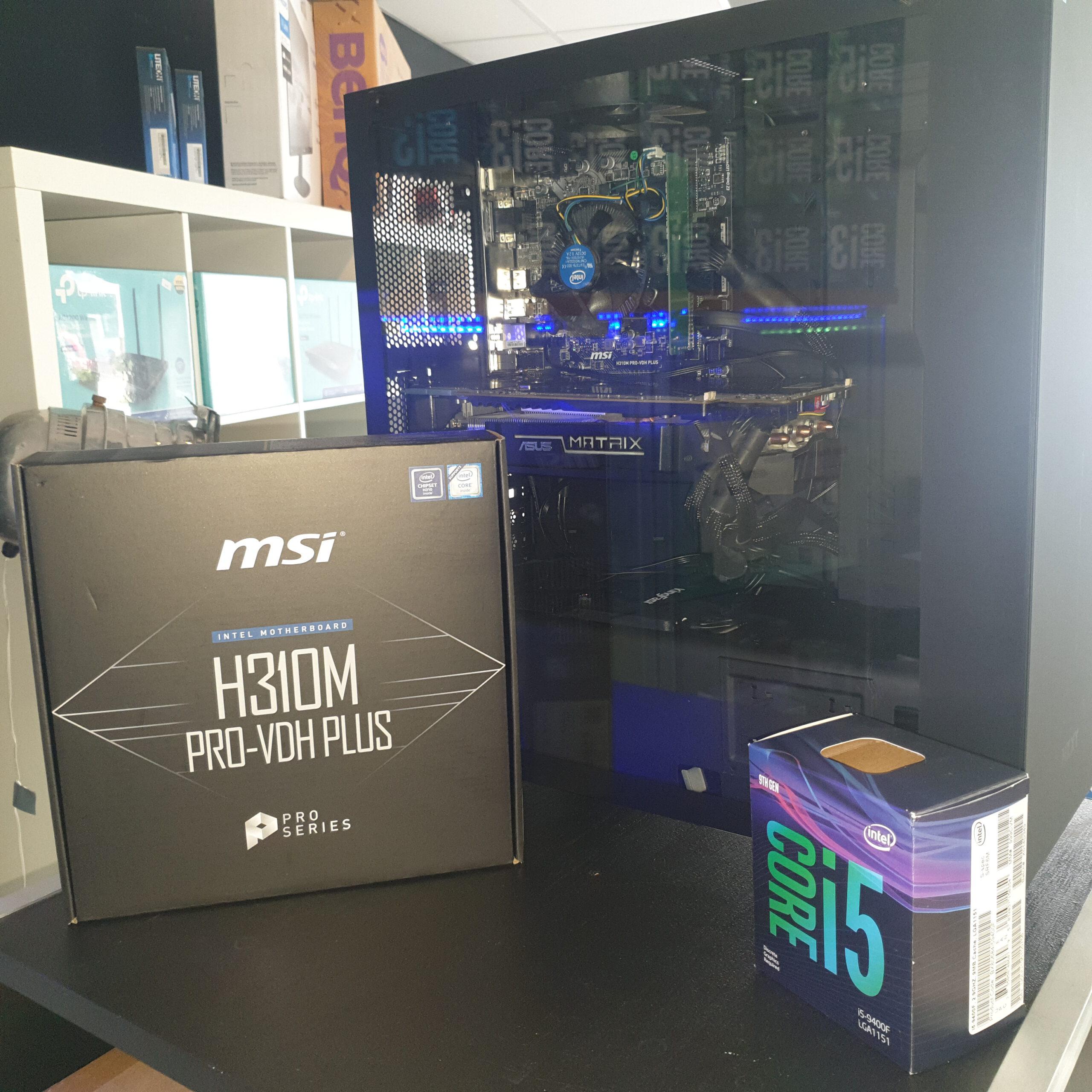 Verkoop van nieuwe & gebruikte Desktops en Laptops