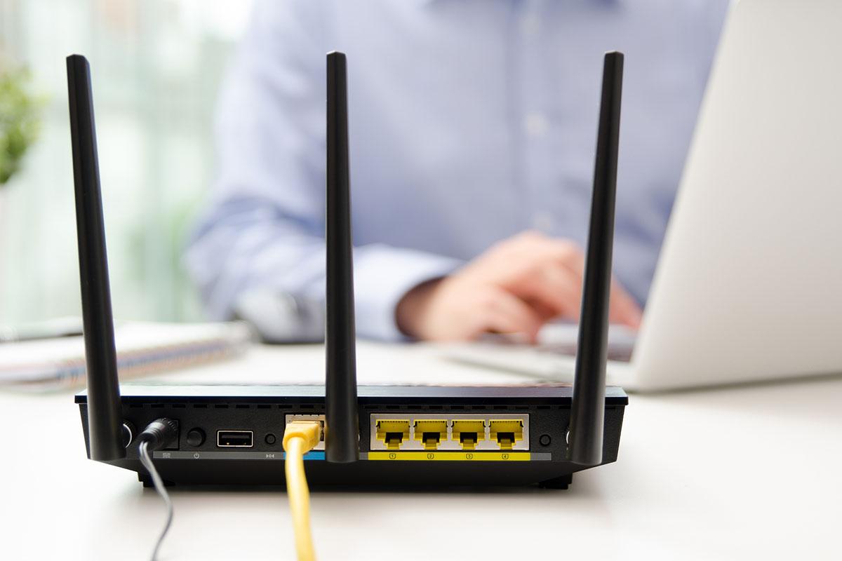 Aanleg en installatie van Netwerken